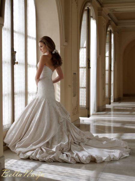 BN Bridal - David Tutera for Mon Cheri Spring 2013 - February 2013 - BellaNaija005