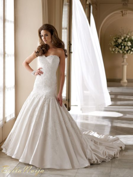 BN Bridal - David Tutera for Mon Cheri Spring 2013 - February 2013 - BellaNaija006