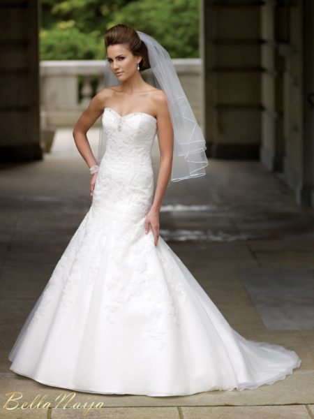 BN Bridal - David Tutera for Mon Cheri Spring 2013 - February 2013 - BellaNaija008