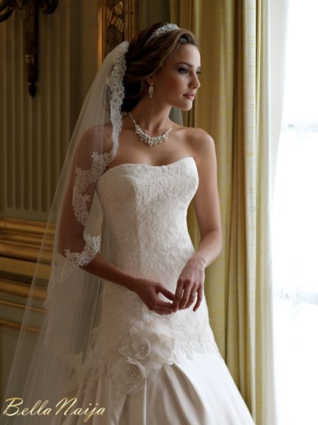 BN Bridal - David Tutera for Mon Cheri Spring 2013 - February 2013 - BellaNaija011
