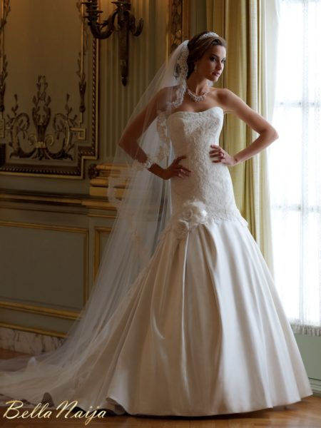 BN Bridal - David Tutera for Mon Cheri Spring 2013 - February 2013 - BellaNaija012