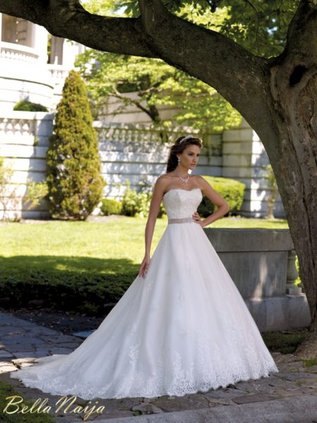 BN Bridal - David Tutera for Mon Cheri Spring 2013 - February 2013 - BellaNaija014
