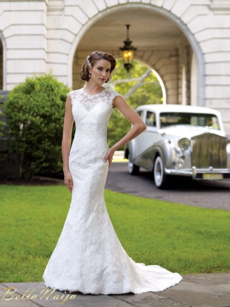 BN Bridal - David Tutera for Mon Cheri Spring 2013 - February 2013 - BellaNaija017