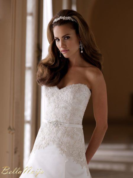 BN Bridal - David Tutera for Mon Cheri Spring 2013 - February 2013 - BellaNaija020
