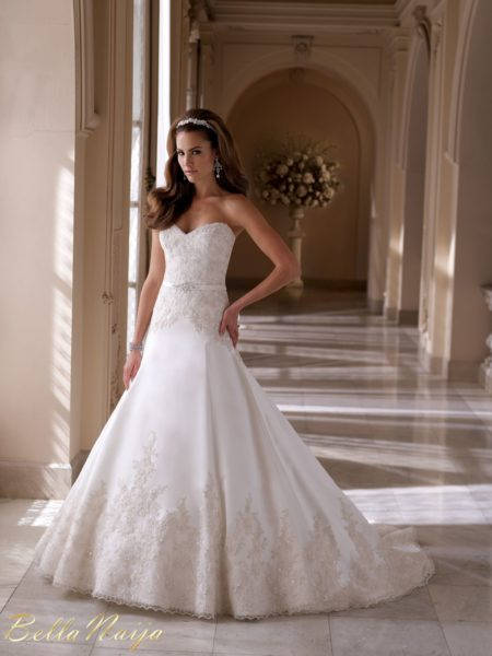 BN Bridal - David Tutera for Mon Cheri Spring 2013 - February 2013 - BellaNaija021