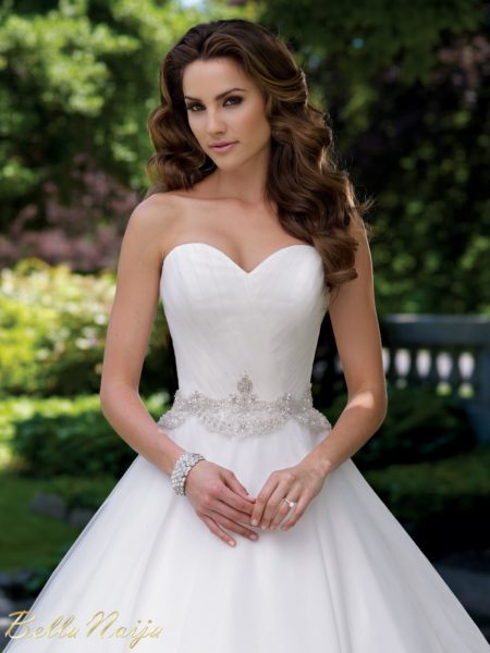 BN Bridal - David Tutera for Mon Cheri Spring 2013 - February 2013 - BellaNaija022