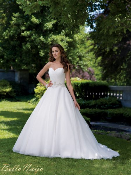 BN Bridal - David Tutera for Mon Cheri Spring 2013 - February 2013 - BellaNaija023