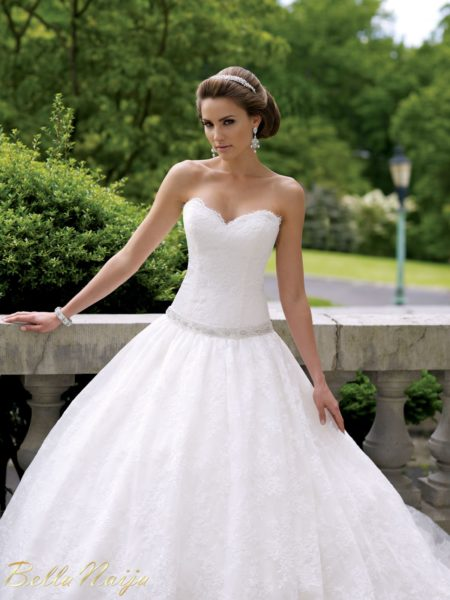 BN Bridal - David Tutera for Mon Cheri Spring 2013 - February 2013 - BellaNaija028