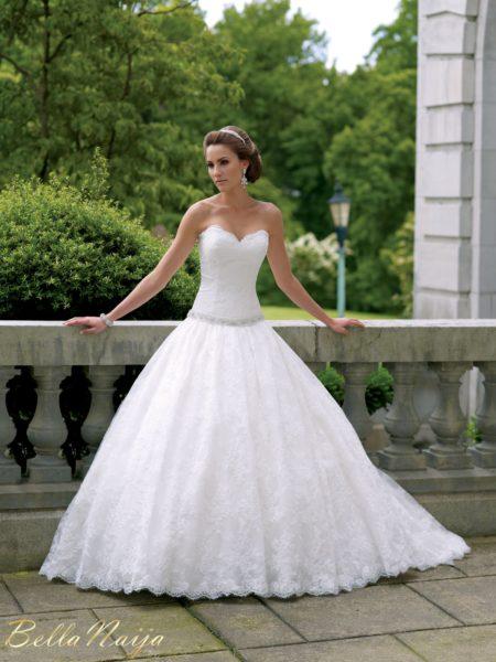 Fat People Wedding Dresses 80 Lovely  BN Bridal David