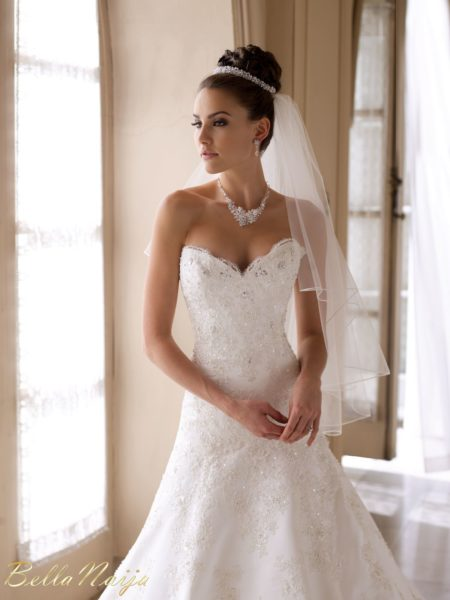 BN Bridal - David Tutera for Mon Cheri Spring 2013 - February 2013 - BellaNaija032