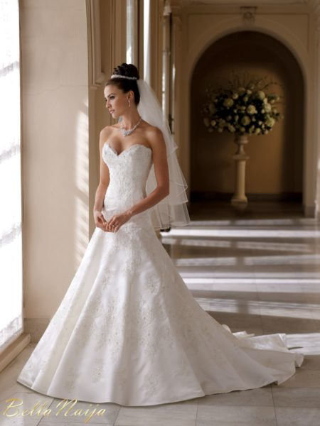 BN Bridal - David Tutera for Mon Cheri Spring 2013 - February 2013 - BellaNaija033