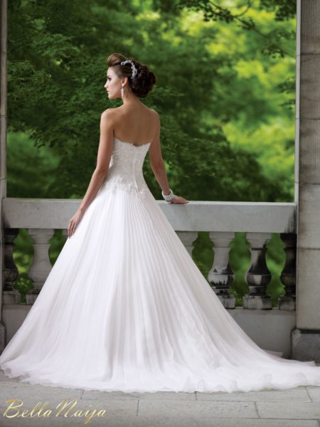 BN Bridal - David Tutera for Mon Cheri Spring 2013 - February 2013 - BellaNaija034