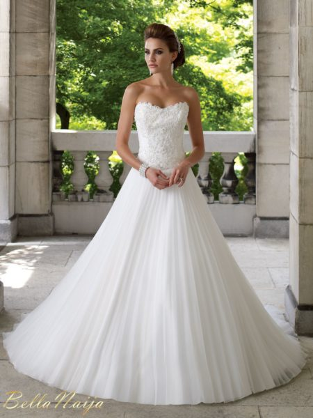 BN Bridal - David Tutera for Mon Cheri Spring 2013 - February 2013 - BellaNaija035