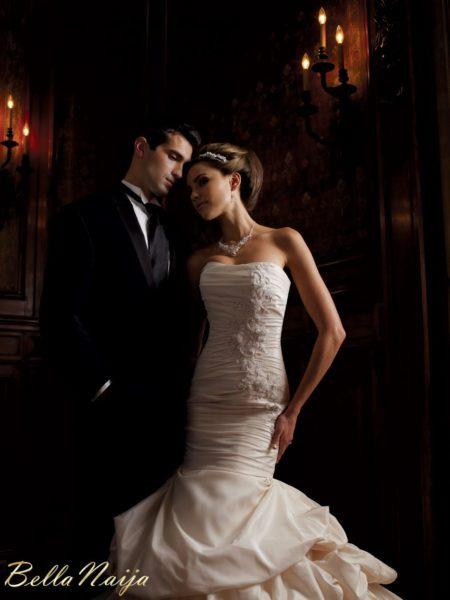 BN Bridal - David Tutera for Mon Cheri Spring 2013 - February 2013 - BellaNaija037
