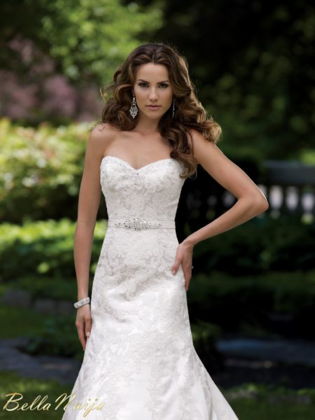 BN Bridal - David Tutera for Mon Cheri Spring 2013 - February 2013 - BellaNaija038