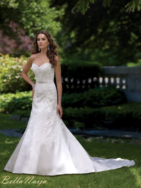 BN Bridal - David Tutera for Mon Cheri Spring 2013 - February 2013 - BellaNaija039