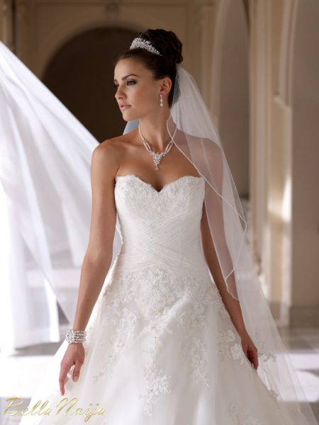 BN Bridal - David Tutera for Mon Cheri Spring 2013 - February 2013 - BellaNaija040