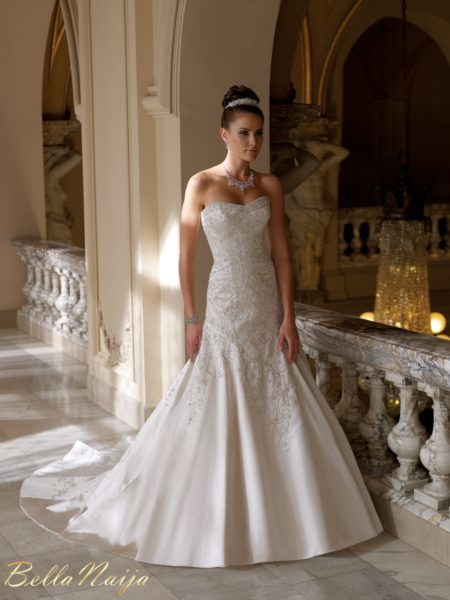 BN Bridal - David Tutera for Mon Cheri Spring 2013 - February 2013 - BellaNaija043