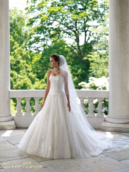 BN Bridal - David Tutera for Mon Cheri Spring 2013 - February 2013 - BellaNaija045