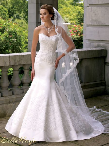 BN Bridal - David Tutera for Mon Cheri Spring 2013 - February 2013 - BellaNaija047