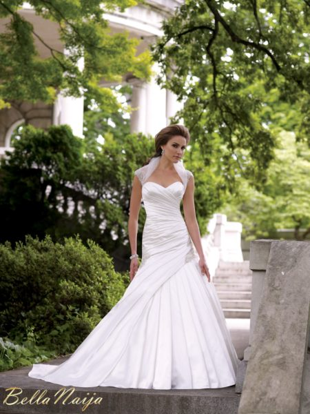 BN Bridal - David Tutera for Mon Cheri Spring 2013 - February 2013 - BellaNaija049