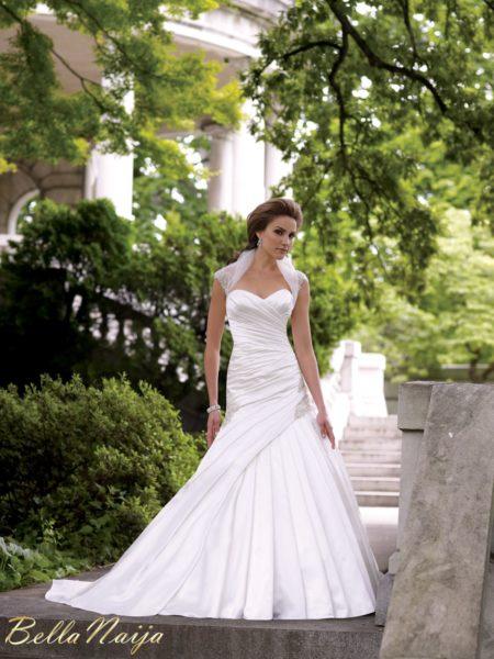 BN Bridal - David Tutera for Mon Cheri Spring 2013 - February 2013 - BellaNaija049