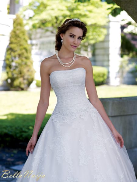 BN Bridal - David Tutera for Mon Cheri Spring 2013 - February 2013 - BellaNaija050