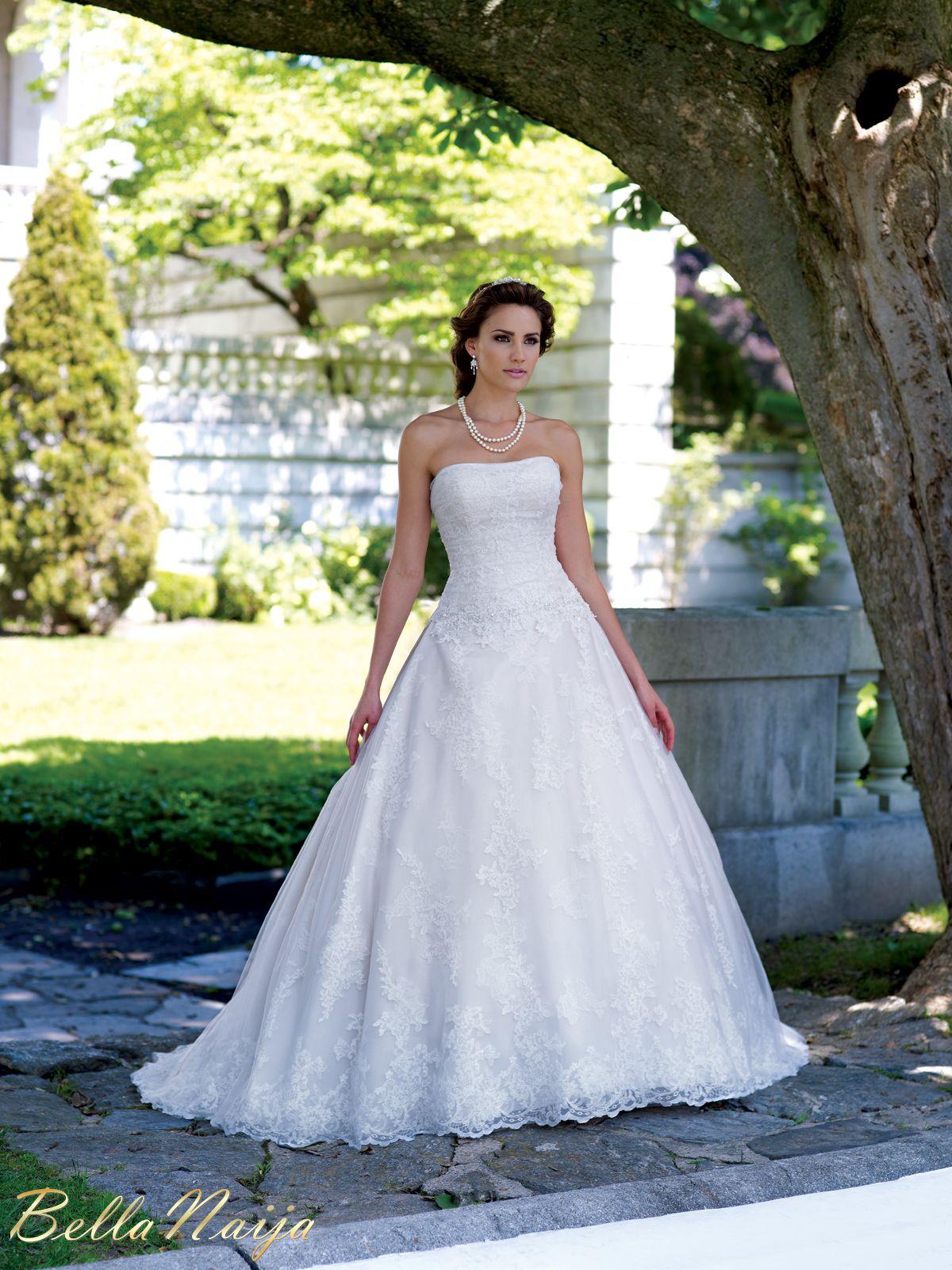 Bn Bridal David Tutera For Mon Cheri Spring 2013