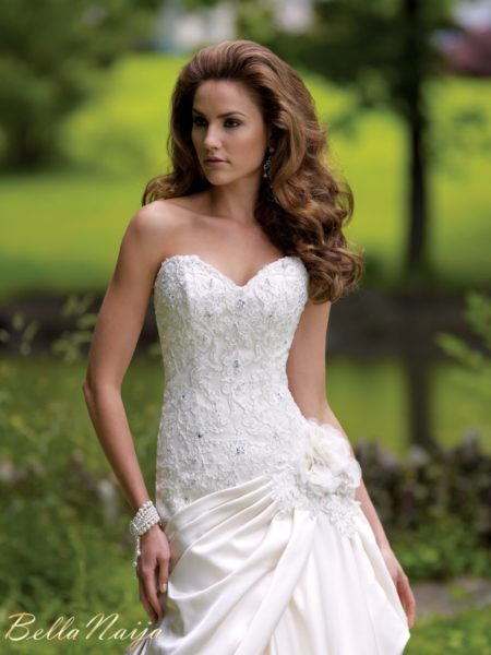 BN Bridal - David Tutera for Mon Cheri Spring 2013 - February 2013 - BellaNaija052