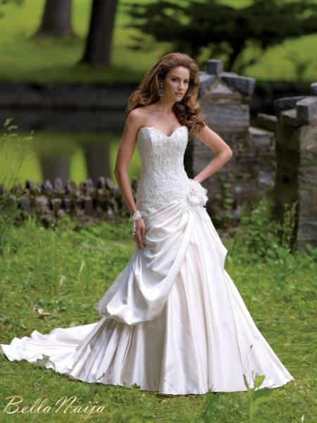 BN Bridal - David Tutera for Mon Cheri Spring 2013 - February 2013 - BellaNaija053