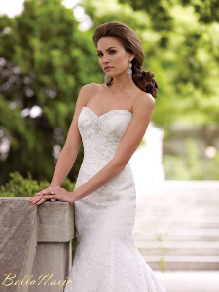 BN Bridal - David Tutera for Mon Cheri Spring 2013 - February 2013 - BellaNaija054