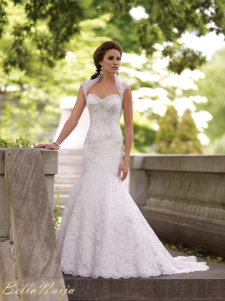 BN Bridal - David Tutera for Mon Cheri Spring 2013 - February 2013 - BellaNaija055