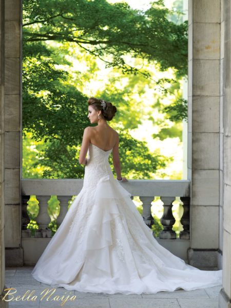 BN Bridal - David Tutera for Mon Cheri Spring 2013 - February 2013 - BellaNaija058