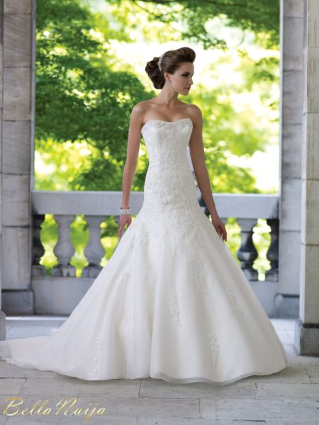 BN Bridal - David Tutera for Mon Cheri Spring 2013 - February 2013 - BellaNaija059