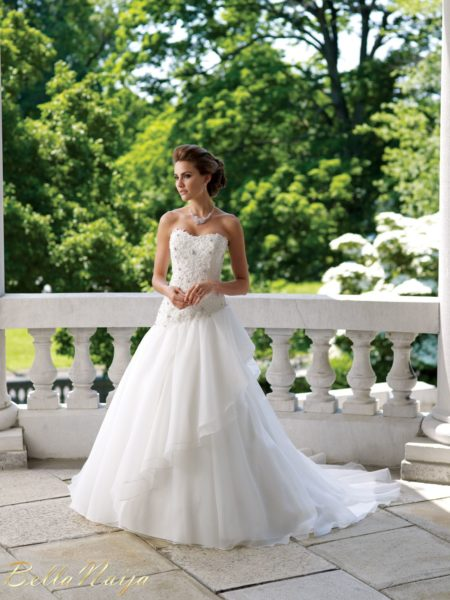 BN Bridal - David Tutera for Mon Cheri Spring 2013 - February 2013 - BellaNaija063