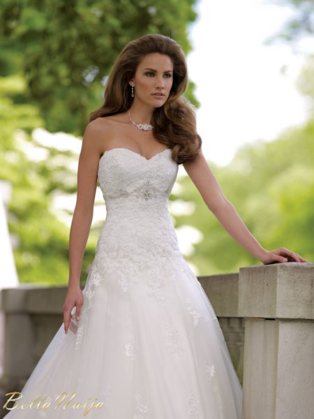 BN Bridal - David Tutera for Mon Cheri Spring 2013 - February 2013 - BellaNaija064