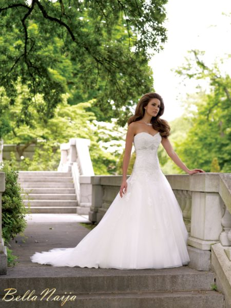 BN Bridal - David Tutera for Mon Cheri Spring 2013 - February 2013 - BellaNaija065