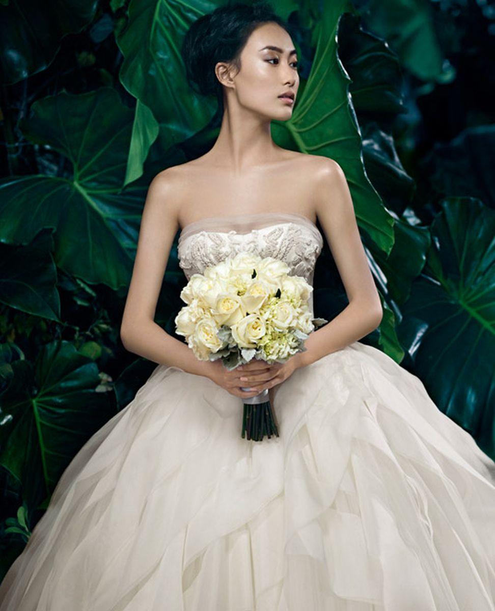 bn bridal vera wang spring 2013 ad campaign