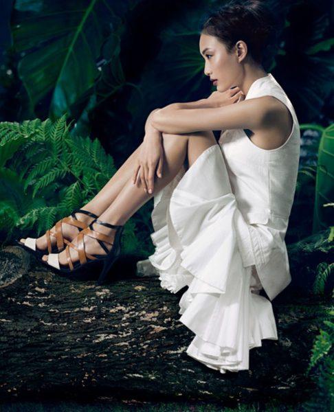 BN Bridal - Vera Wang Spring 2013 Ad Campaign - February 2013 - BellaNaija011