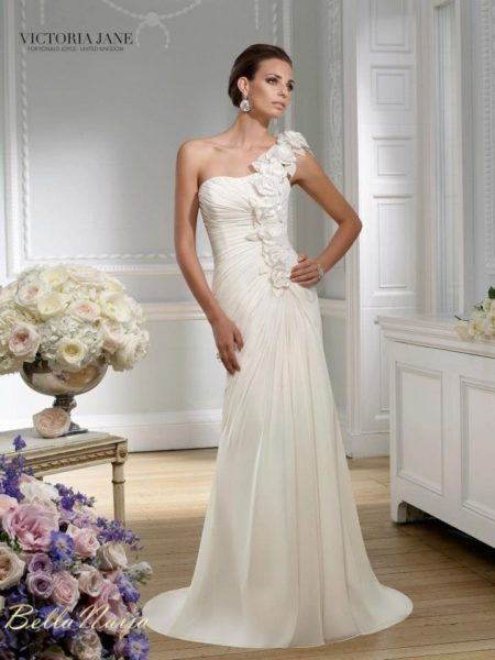 BN Bridal - Victoria Jane for Ronald Joyce 2013 Collection - February 2013 - BellaNaija001