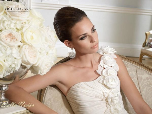 BN Bridal - Victoria Jane for Ronald Joyce 2013 Collection - February 2013 - BellaNaija002