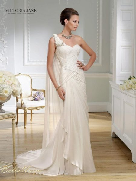 BN Bridal - Victoria Jane for Ronald Joyce 2013 Collection - February 2013 - BellaNaija004
