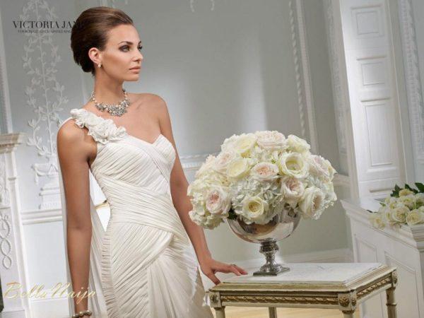 BN Bridal - Victoria Jane for Ronald Joyce 2013 Collection - February 2013 - BellaNaija005