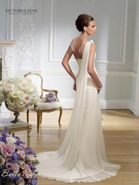 BN Bridal - Victoria Jane for Ronald Joyce 2013 Collection - February 2013 - BellaNaija006