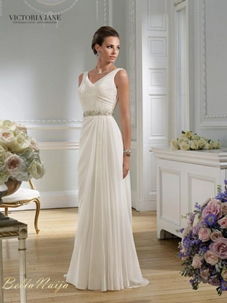 BN Bridal - Victoria Jane for Ronald Joyce 2013 Collection - February 2013 - BellaNaija009