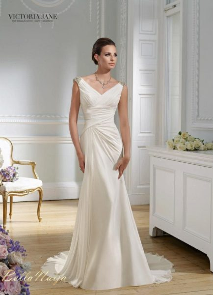 BN Bridal - Victoria Jane for Ronald Joyce 2013 Collection - February 2013 - BellaNaija010