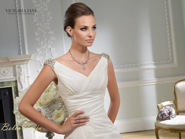 BN Bridal - Victoria Jane for Ronald Joyce 2013 Collection - February 2013 - BellaNaija011