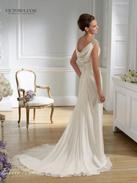 BN Bridal - Victoria Jane for Ronald Joyce 2013 Collection - February 2013 - BellaNaija012