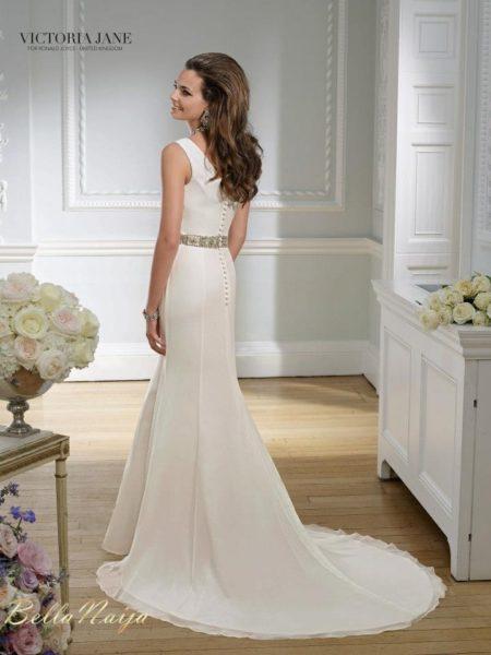 BN Bridal - Victoria Jane for Ronald Joyce 2013 Collection - February 2013 - BellaNaija014