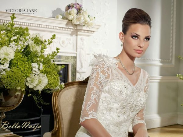 BN Bridal - Victoria Jane for Ronald Joyce 2013 Collection - February 2013 - BellaNaija020